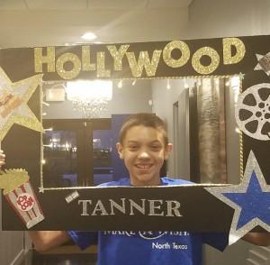 Tanner's Surprise!